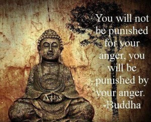 punished by anger