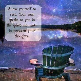 allow rest