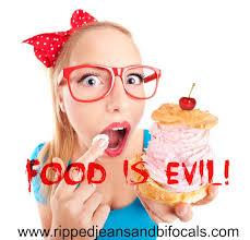 evil food