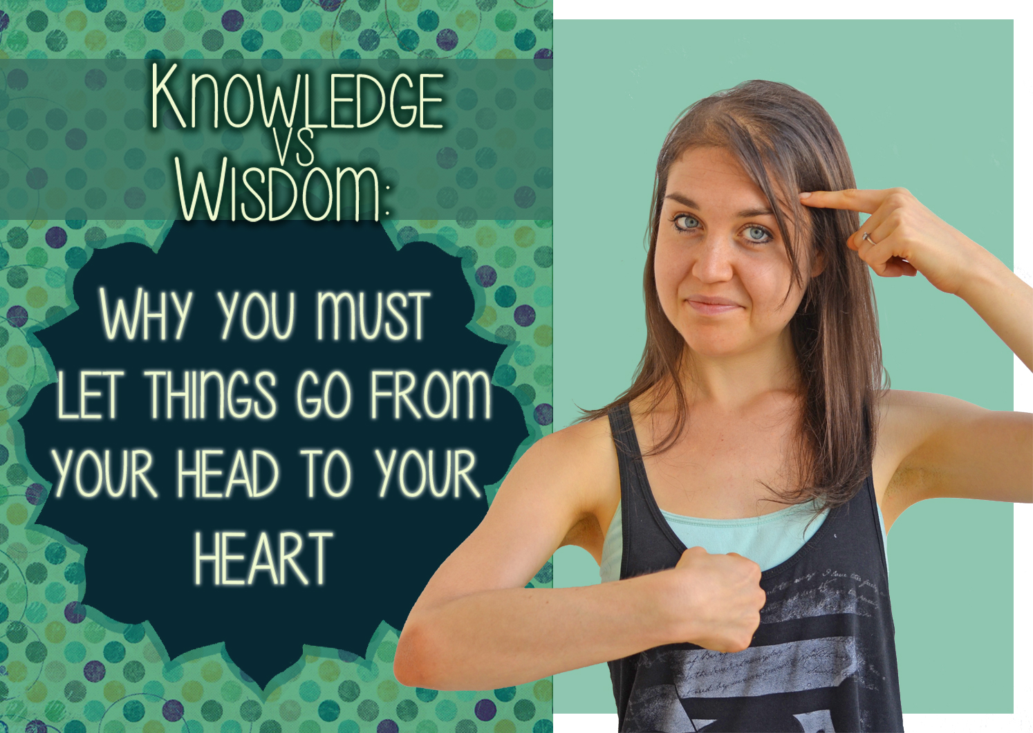 There Is A BIG Difference Between KNOWLEDGE And WISDOM