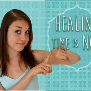 HealingTimeIsNow