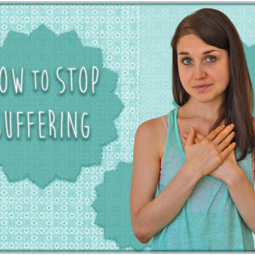 HowToStopSuffering