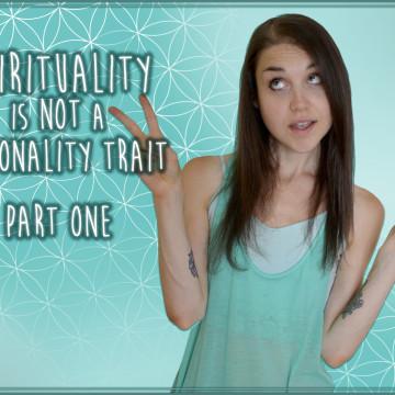 spiritualitypersonalityone