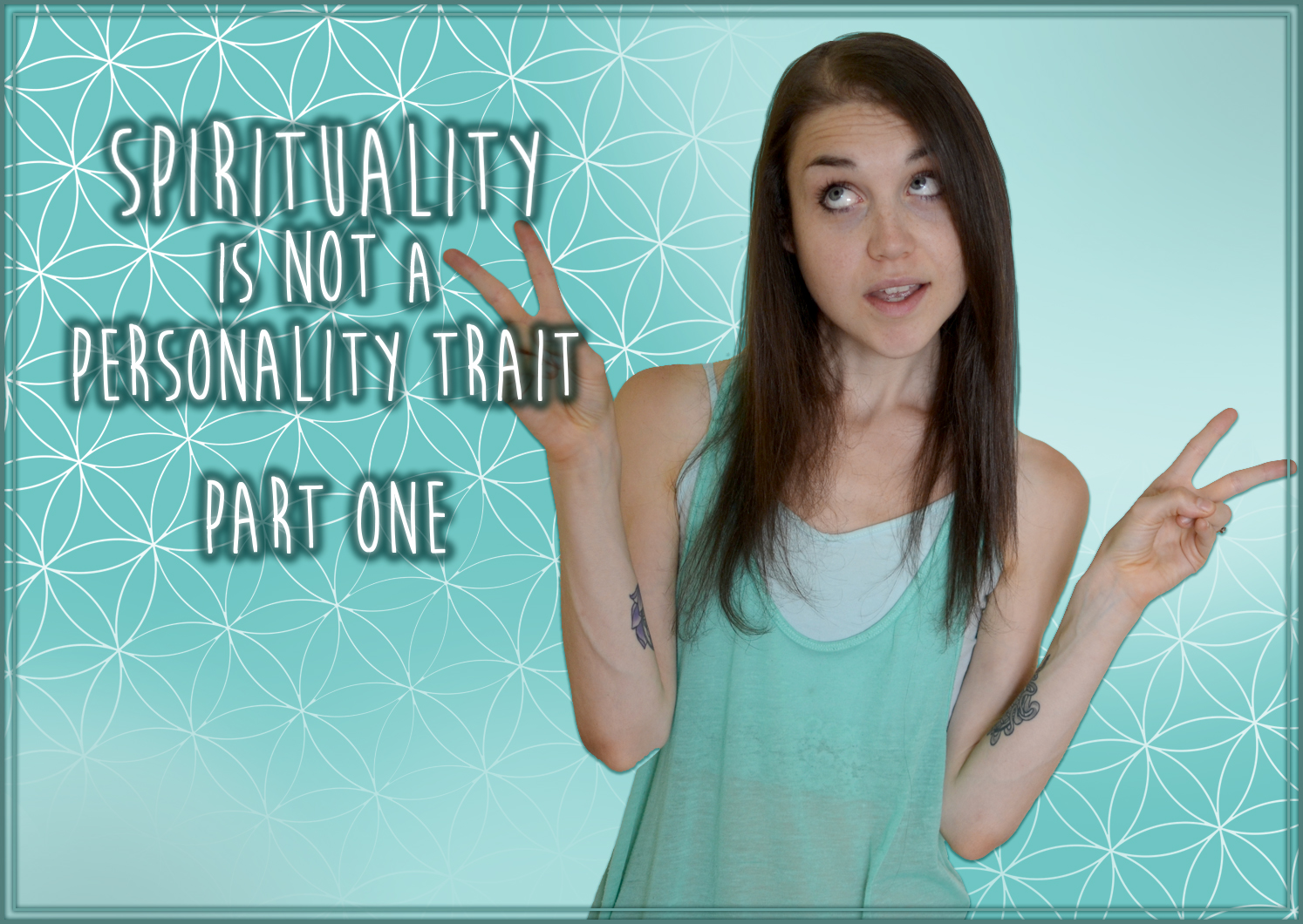 Spirituality Is Not A Personality Trait: Part One