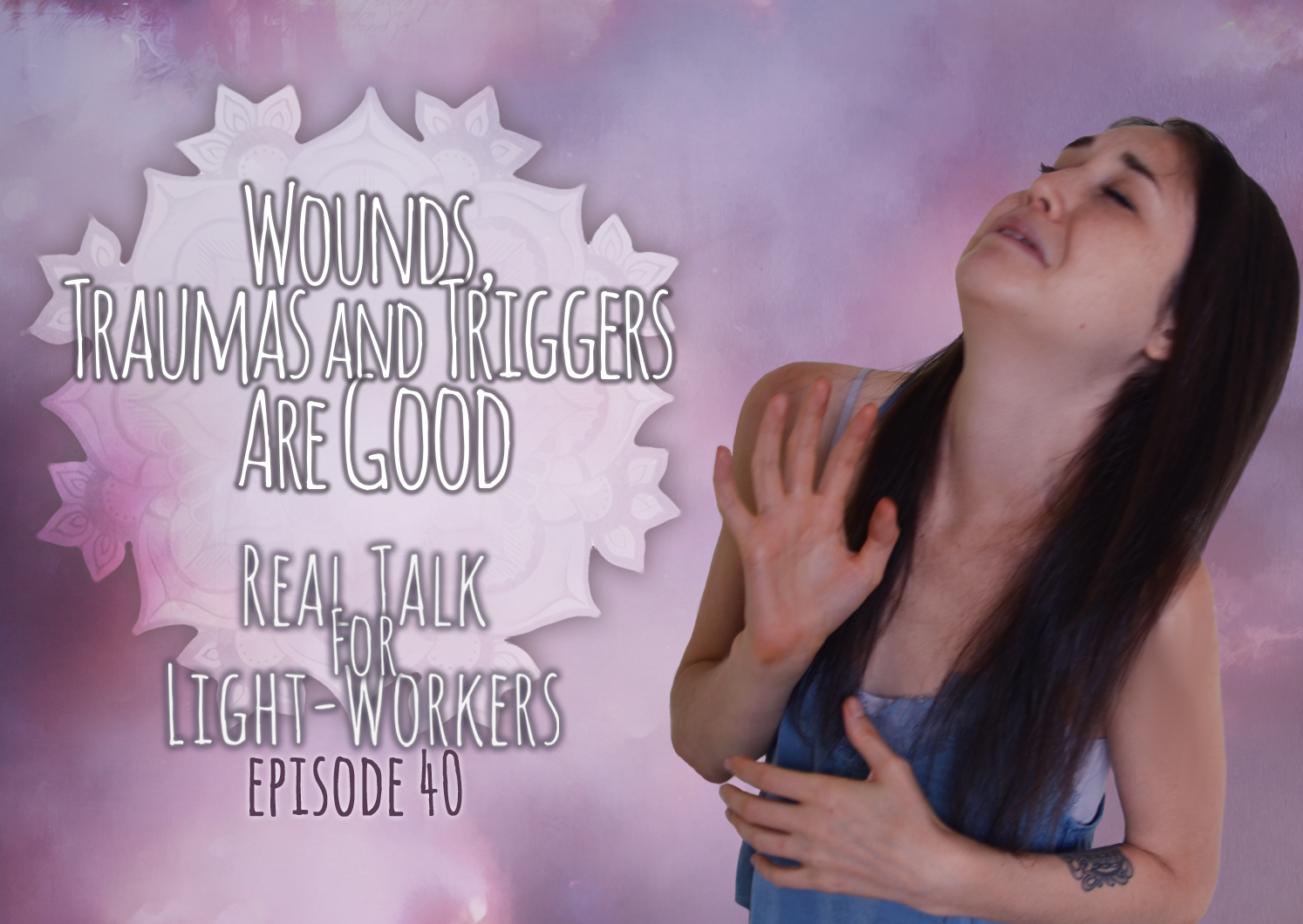 R.T.F.L.W.E. 40 – Wounds Traumas and Triggers Are Good