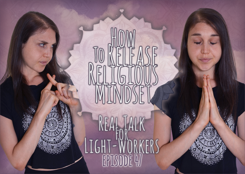 Losing Your Religion – How To Release Religious Mindset R.T.F.L.W.E.47
