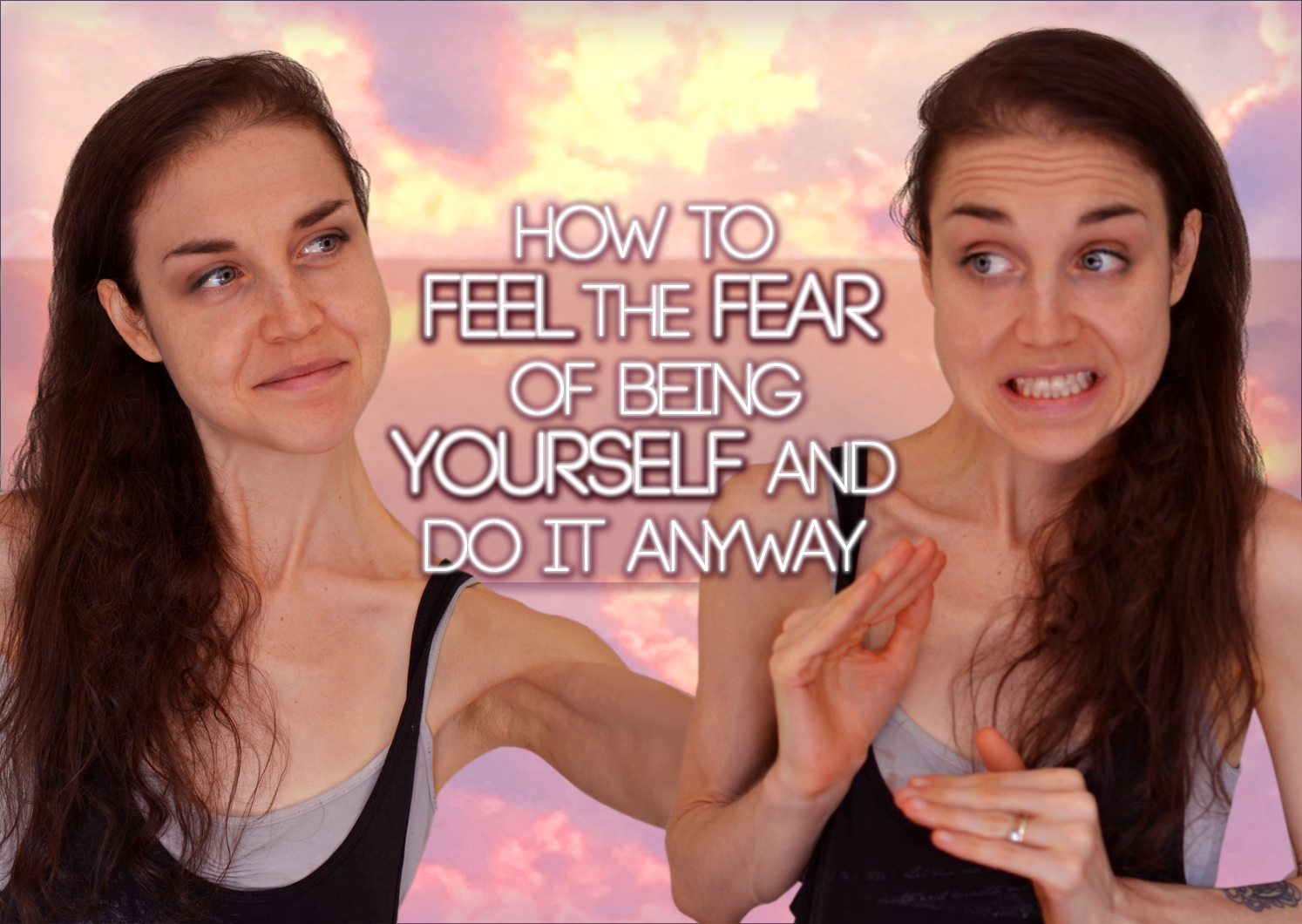 Feeling The Fear And Doing It Anyway – Retraining Your Nervous System After Trauma