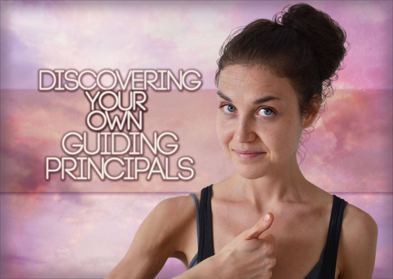 Discovering Your Own Guiding Principals: