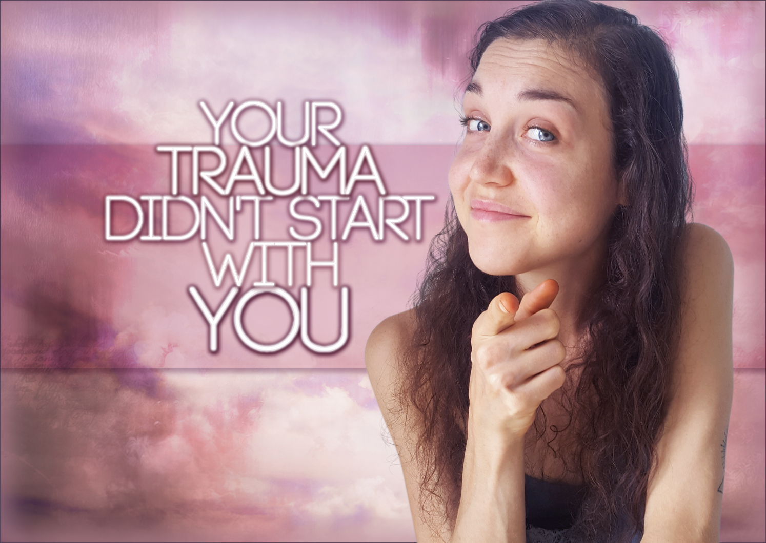 Your Trauma Is LINEAGE Trauma – Your Habits Didn't Start With YOU: